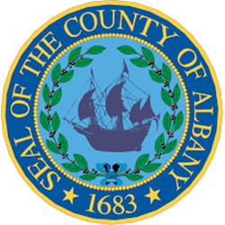 The Albany County seal