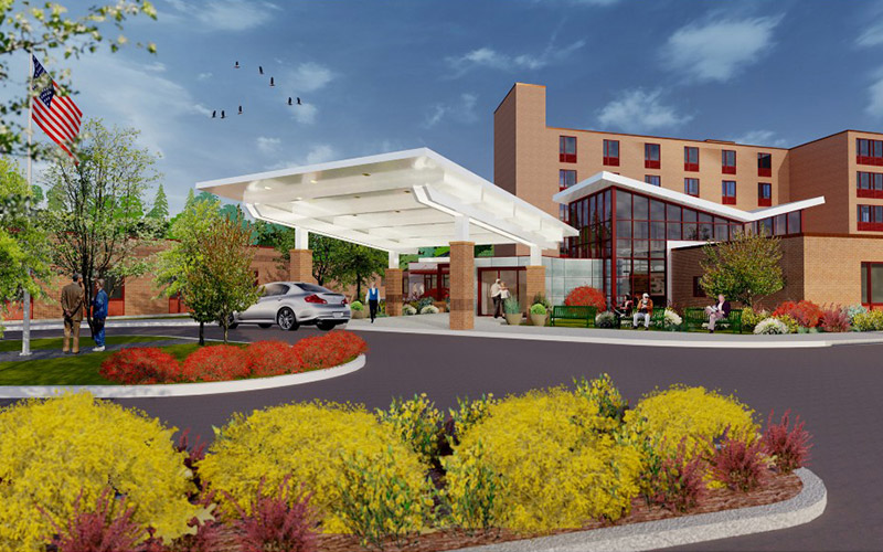 http://Albany%20County%20Residential%20Health%20Care%20Facility%20Renovation%20main%20entrance