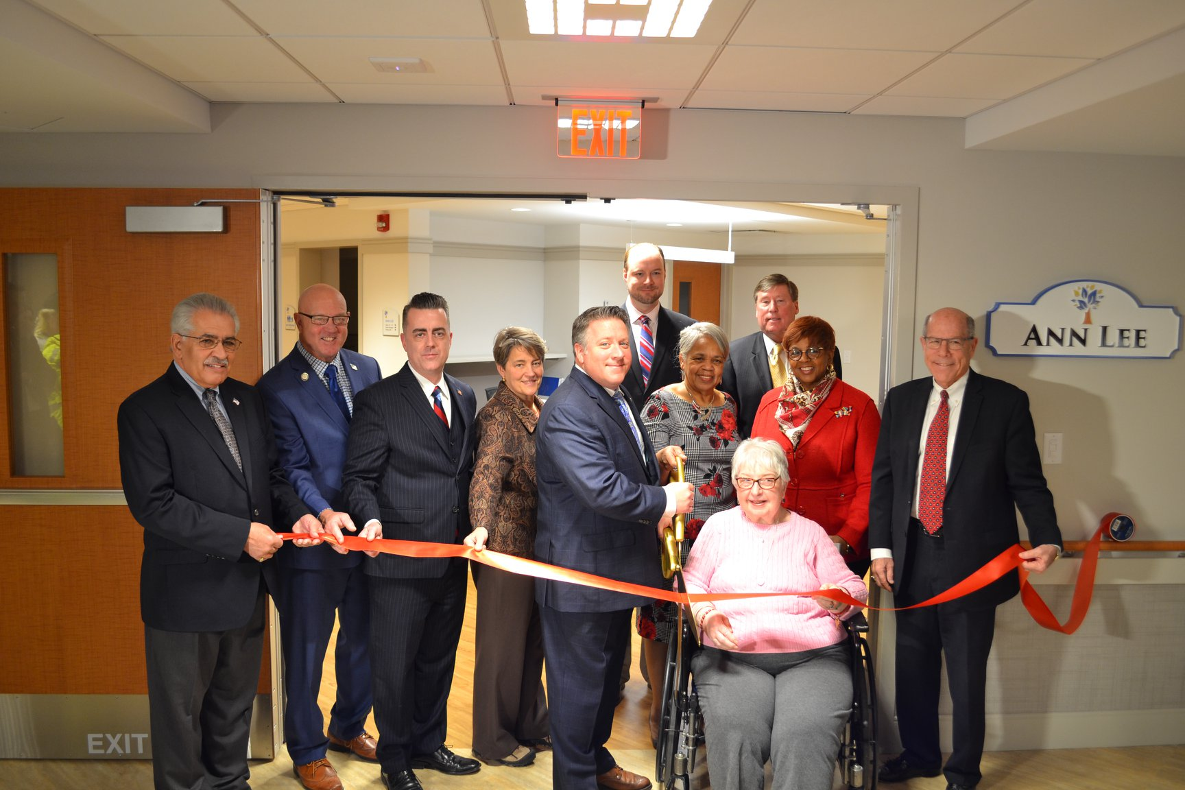 shaker place grand opening in Albany NY